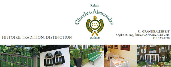 Relais Charles Alexandre