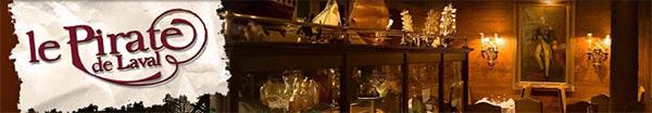 Restaurant Le Pirate De Laval