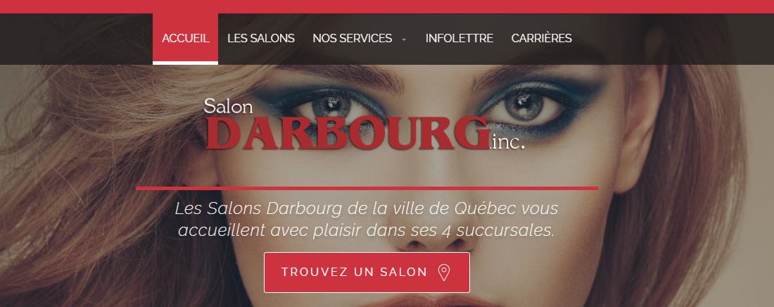 Salon Darbourg Inc En Ligne