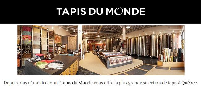 Tapis Du Monde