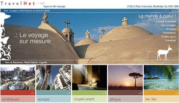 Travelnet Agence De Voyage En Ligne