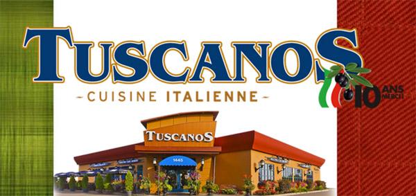 Tuscanos Cuisine Italienne