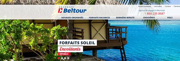 Vacances Beltour En Ligne