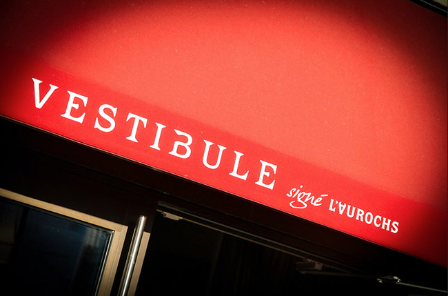 Vestibule Restaurant Quartier Dix30