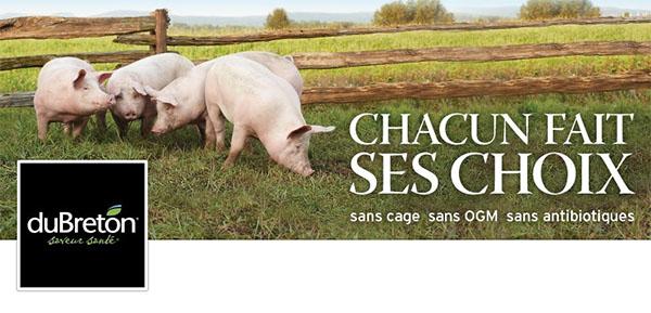 Viandes Dubreton Producteur Porc Biologique